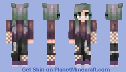 Sorry won't save me now Minecraft Skin