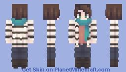 Sprite Minecraft Skin
