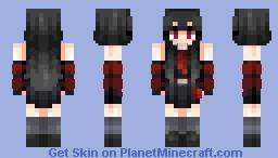 PERSONA - Akame Minecraft Skin