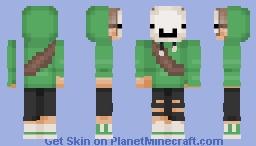 dream:] Minecraft Skin