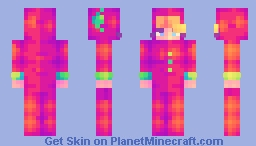 goodInRed~(tourney) Minecraft Skin