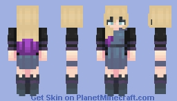catch me if you can Minecraft Skin