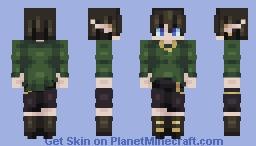 daffodils ~~ request Minecraft Skin