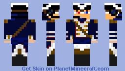 JackManifold L'manburg skin Minecraft Skin
