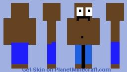 Billy Spongebob Minecraft Skin
