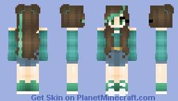 ~ Ocean Home ~ Minecraft Skin