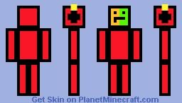 TAPL Minecraft Skin
