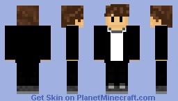 wuilbursoot Minecraft Skin