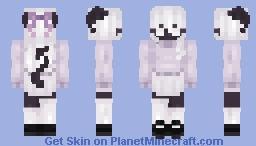 Motherly demon Minecraft Skin