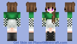 ❦❦ ``Well that plan completely backfired.`` ❦❦ Minecraft Skin