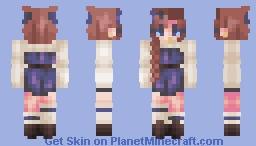 hope ur okay - rce Minecraft Skin