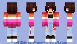 girls Minecraft Skin
