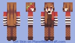 RxseThxrns - sf attack Minecraft Skin