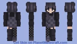 ❀ Devil Town ❀ Minecraft Skin