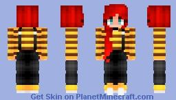 ~Sandra~ Minecraft Skin