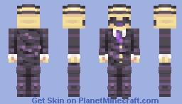 ᴘᴇᴄᴋ ɴᴇᴄᴋ! - ᴄᴏɴᴅᴜᴄᴛᴏʀ Minecraft Skin