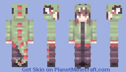 🦖 rawr - sfa 🦖 Minecraft Skin
