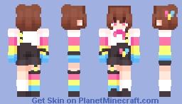 pan Minecraft Skin
