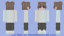 Sour Minecraft Skin