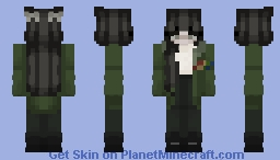 the cute bomber jacket you've had since sixth form ~...~ Minecraft Skin