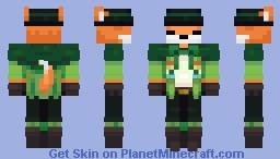 Fundy Minecraft Skin