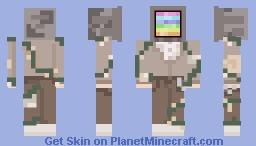 T-vine Minecraft Skin