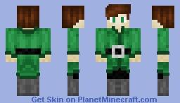 Minecraft But Minecraft Skin