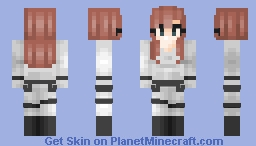 -𝕩 𝕤𝕦𝕔𝕙 𝕒 𝕡𝕠𝕤𝕖𝕣 𝕩- Minecraft Skin