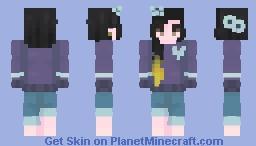 dynamite - series iv/v Minecraft Skin