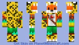 My skin - Shaded Minecraft Skin