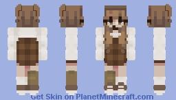 she's a liar - rce Minecraft Skin