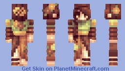 hot, spicy, tangy - rce Minecraft Skin