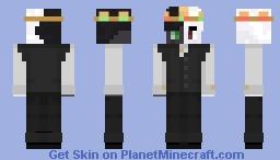 c!Ranboo Minecraft Skin