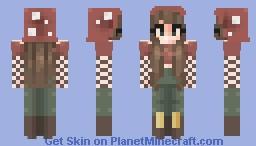 -𝕩 𝕤𝕡𝕠𝕣𝕖𝕤 // 𝕗𝕤 𝕩- Minecraft Skin
