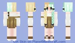 -𝕩 𝕤𝕦𝕘𝕖𝕣𝕔𝕠𝕒𝕥𝕖𝕕 // 𝕗𝕤 𝕩- Minecraft Skin