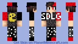 SDLG Minecraft Skin