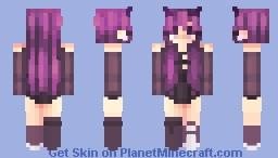 ~ C o v e n ~ Minecraft Skin