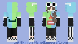 Dream Team fan Minecraft Skin
