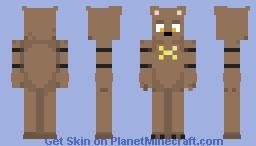 Bruno Bear Minecraft Skin