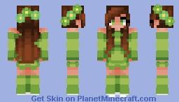 ~Lilly Pads~ Minecraft Skin