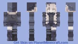 depths Minecraft Skin