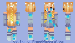 .~+*Artistic*+~. / /Persona/ / 900 Skindex / / Minecraft Skin