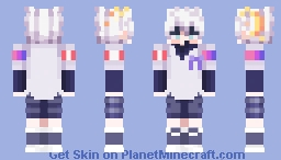 filthymila Minecraft Skin