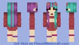 gloomy cat- ter2 Minecraft Skin