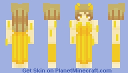 Baby I'm The Reason The Nether's So Hot Minecraft Skin