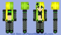 toxic.:.persona Minecraft Skin