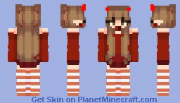 bloodthirsty Minecraft Skin