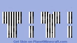 Prisoner of War Outfit Minecraft Skin