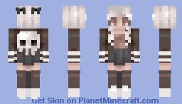 1, 2, 3! - Skintober Day 26 Minecraft Skin