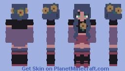 Await The Vernal - Reshade Contest Minecraft Skin